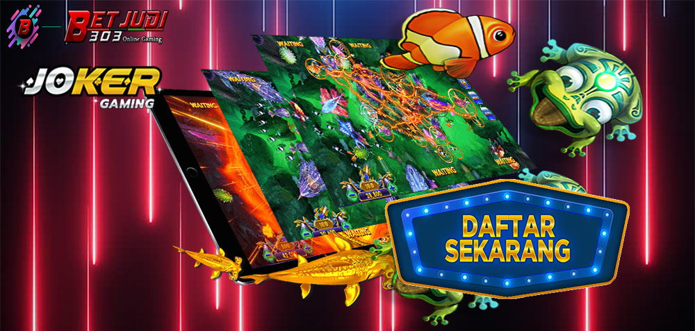Game Ikan Paling Di Cari Joker Gaming Online